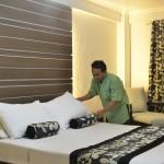 Spacious Beds